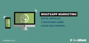 Whatsapp Marketing, publicidad en móviles