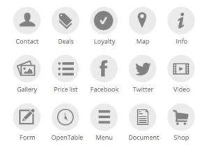 convertir web app