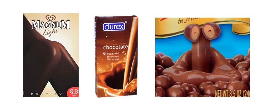 anuncios publicitarios subliminal chocolate