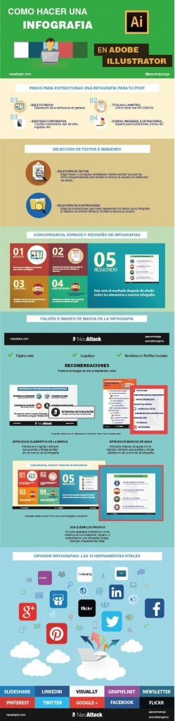 infografías illustrator gratis