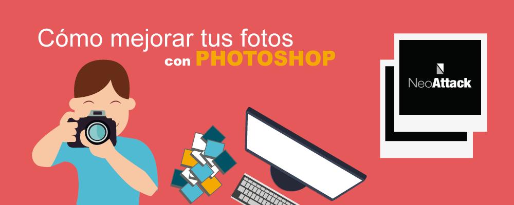 Cómo retocar tus fotos con Photoshop CS6 [Tutorial]