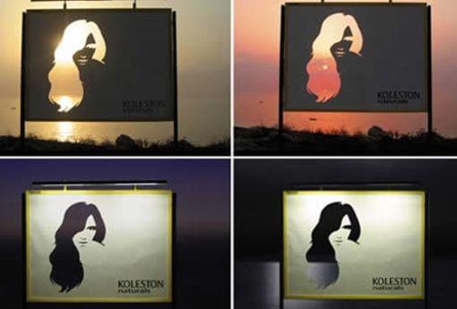 publicidad creativa en carteles 2016
