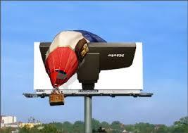 publicidad creativa en carteles