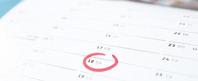 campañas con fechas limite
