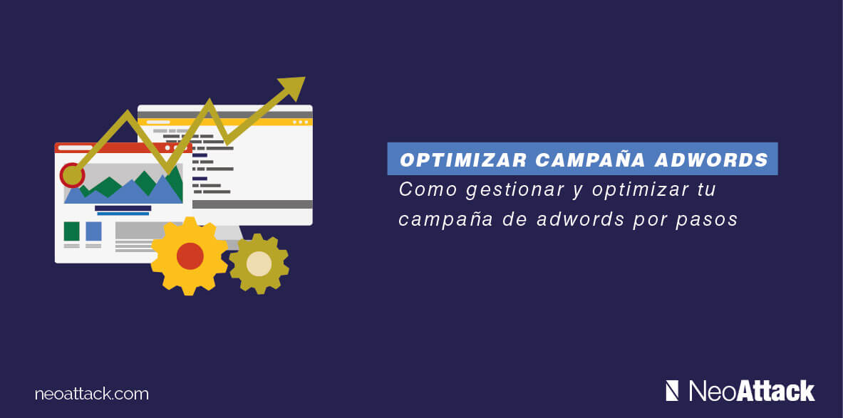 optimizar tu campaña de Adwords
