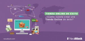 Cuánto cuesta crear una tienda online de éxito
