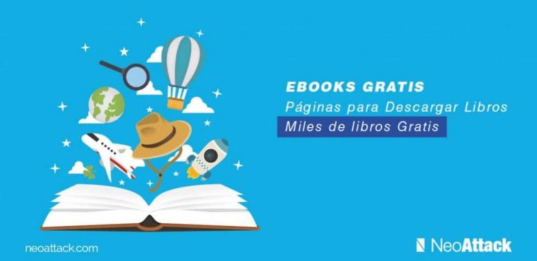 Dónde descargar ebooks Gratis pdf en Español