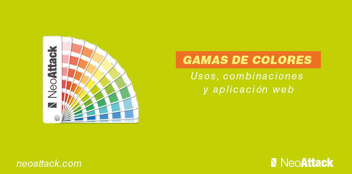 Gamas de colores combinaciones y aplicaci n web - Gama de colores morados ...
