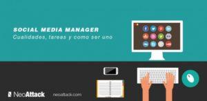SOCIAL MEDIA MANAGER: Cualidades, tareas y cómo ser uno