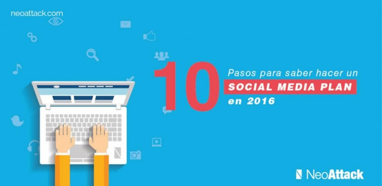 Como hacer un Plan Social Media – Pasos para Social Media Plan