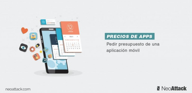 Pedir Presupuesto para una Aplicación Móvil: Precios App