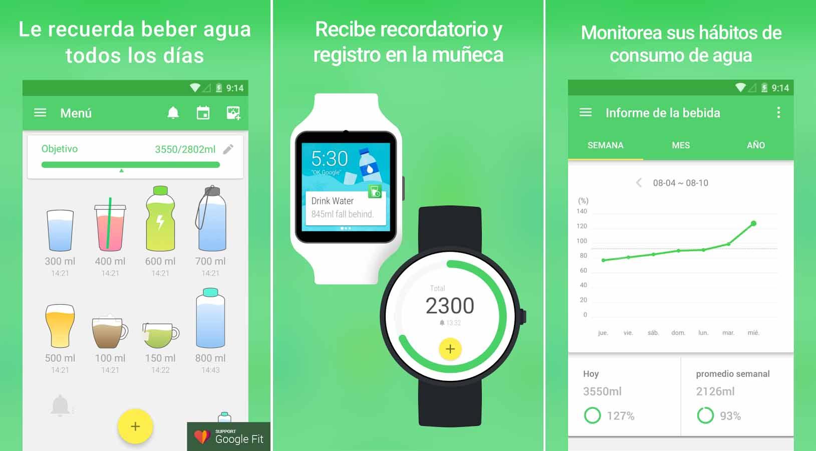 Apps de bienestar y salud