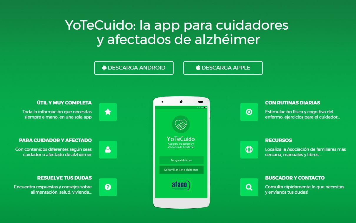 Yotecuido app de salud