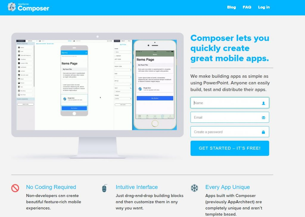 plataformas app