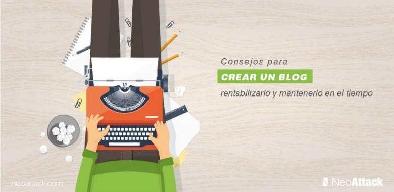 consejos crear blog