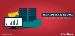 Cómo influye el Big Data en la logística de una empresa