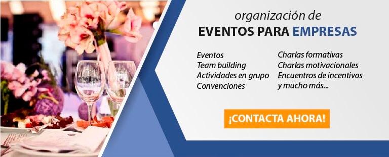 organizacion de eventos para empresas