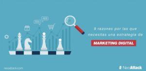 Estrategia de Marketing Digital: 9 claves para crearla