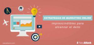 11 estrategias de marketing online imprescindibles para alcanzar el éxito