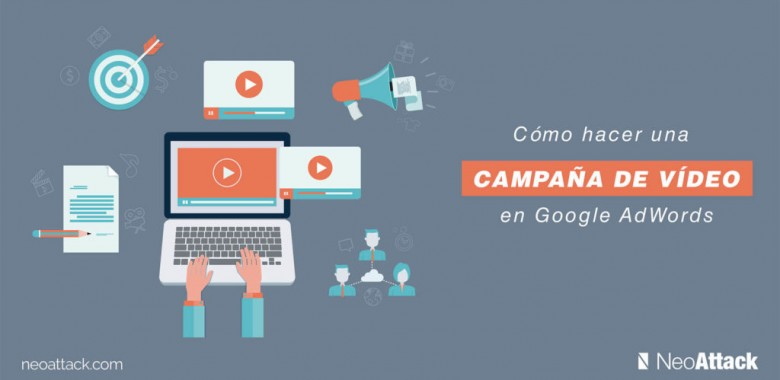 campaña video adwords