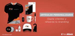 Artículos Personalizados: Capta clientes y refuerza tu branding