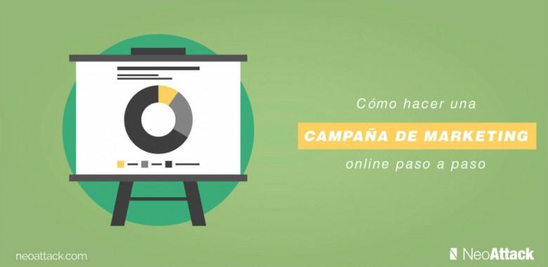 campaña de marketing online