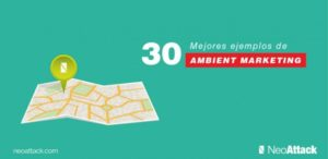 TOP 30 ➨ Ejemplos Ambient Marketing