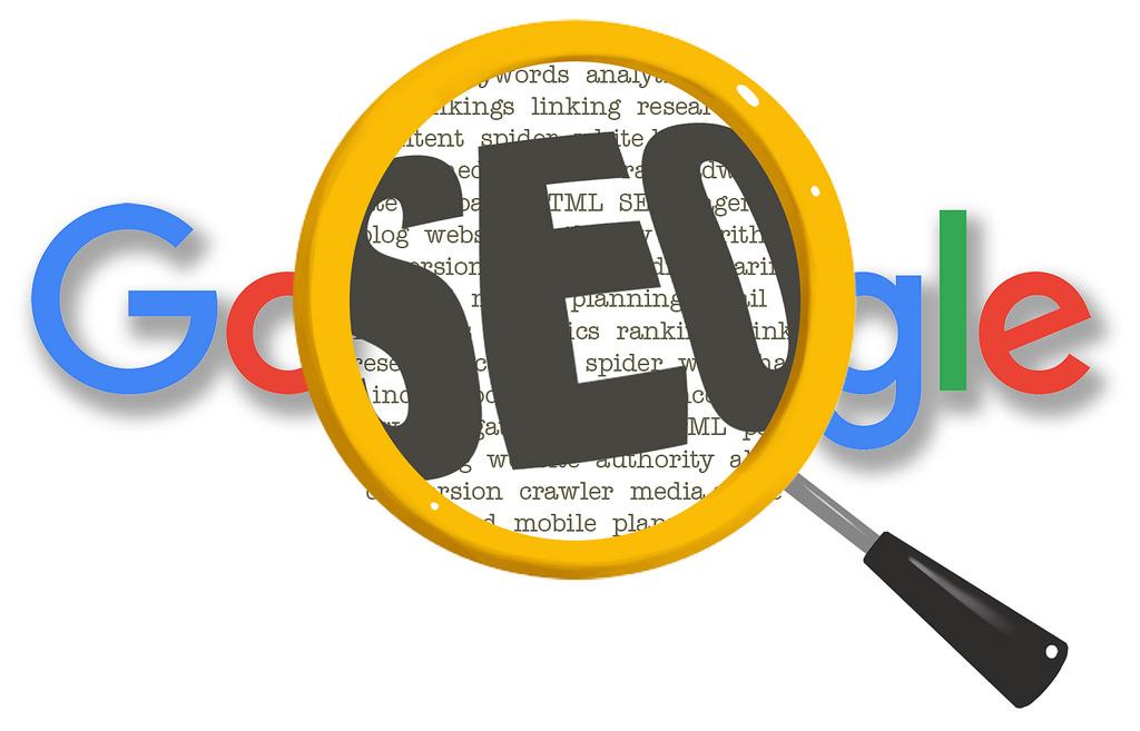 Búsqueda SEO Google