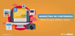¿Qué es el Content Marketing o Marketing de Contenidos?