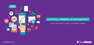 ¿Qué es el ranking en buscadores?