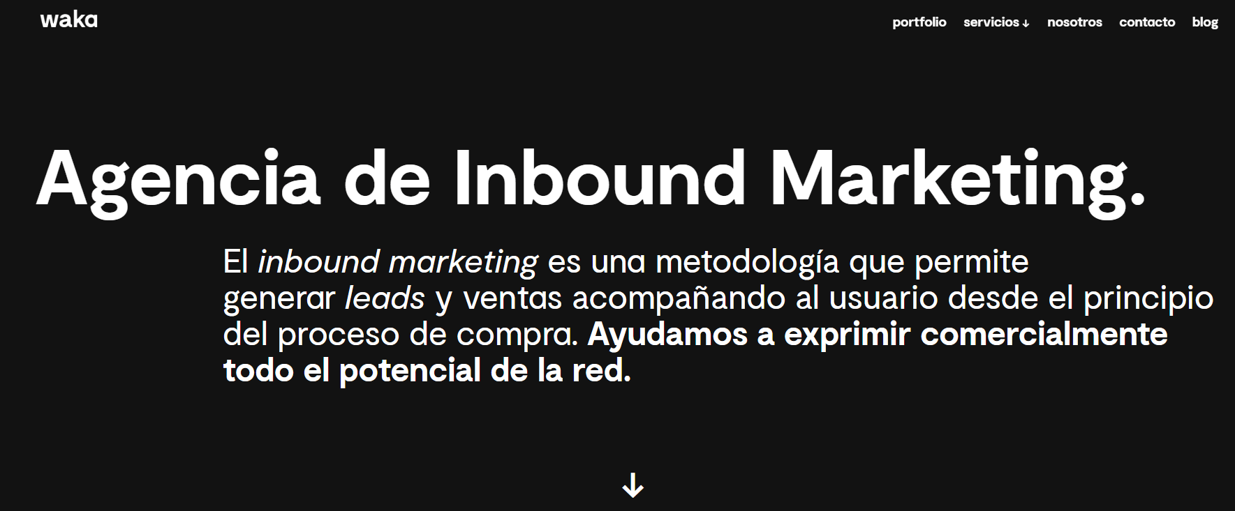 agencias de inbound marketing