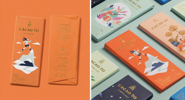 Manual de Identidad Visual de Atheen Parfums