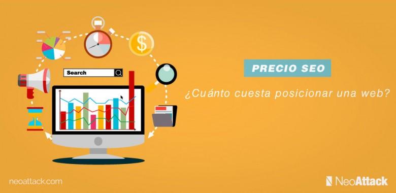 Precio SEO ¿Cuánto cuesta posicionar una página web?