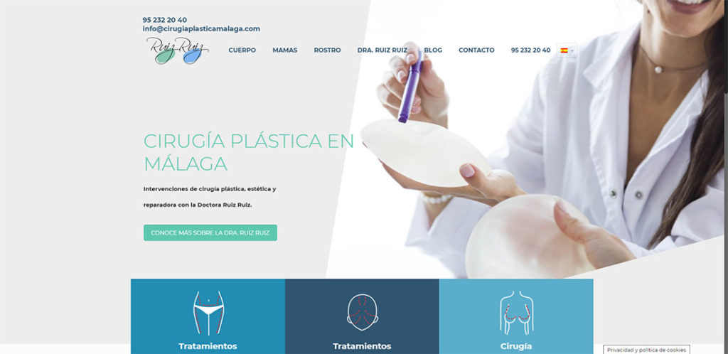 Wordpress cirugia plastica malaga