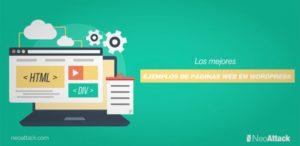 10 ejemplos de páginas web creadas en WordPress que molan