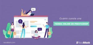 Cuánto cuesta una tienda online en Prestashop