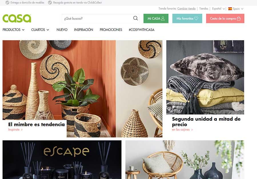 decoración y mobiliario