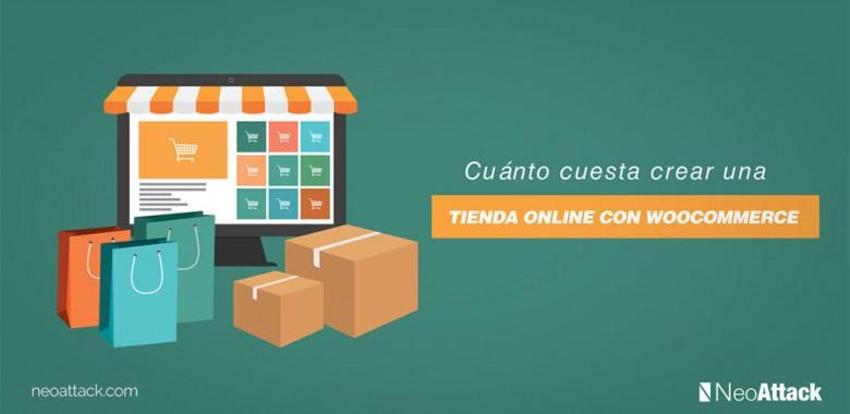 ¿Cuánto cuesta crear una tienda online WooCommerce?
