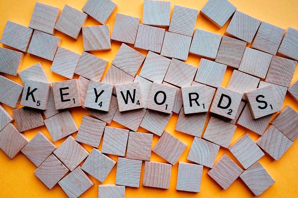 Elección de palabras claves o keywords para tu negocio