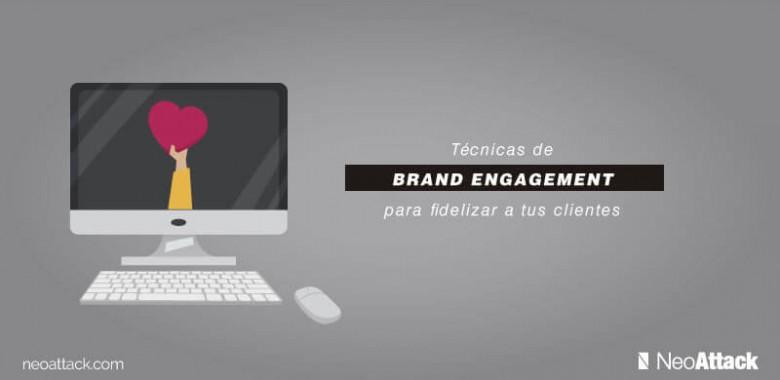 tecnicas brand engagement