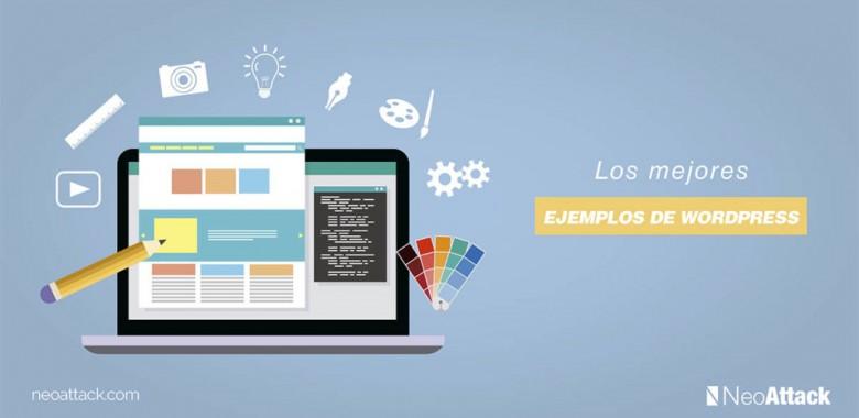 Los mejores ejemplos de WordPress: páginas webs y tiendas online