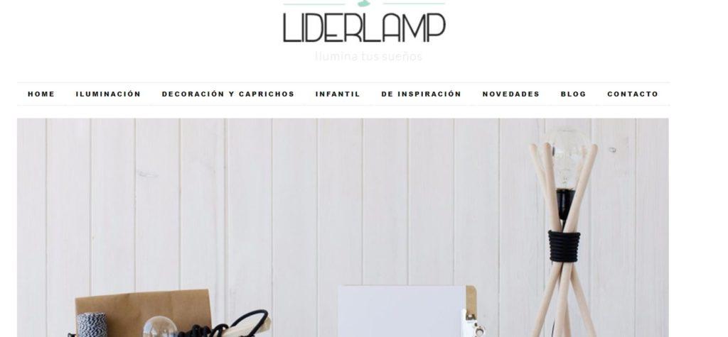 tienda online de lámparas