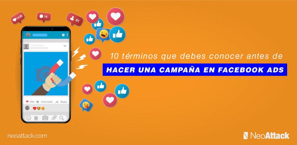 campaña en Facebook Ads
