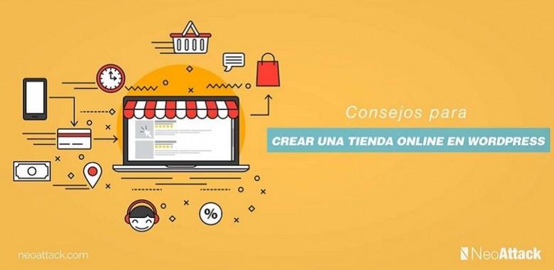 creaer tienda online wordpress