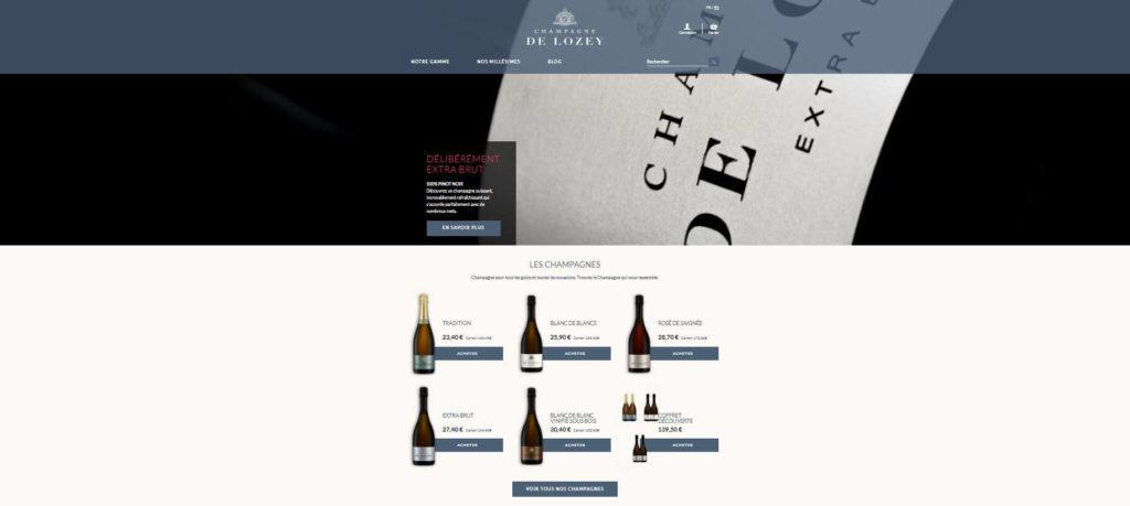 Diseño de una tienda online con PrestaShop