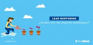 ¿Cuáles son las mejores estrategias de lead nurturing?