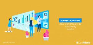 Ejemplos de KPIs para estrategias de marketing online
