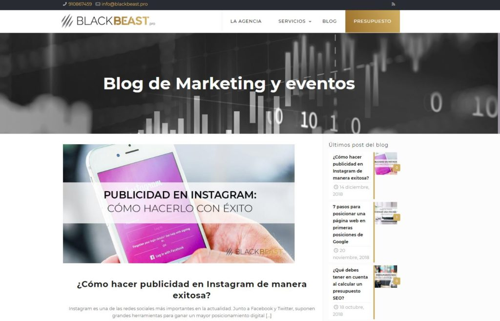 Blog de Inbound Marketing en español