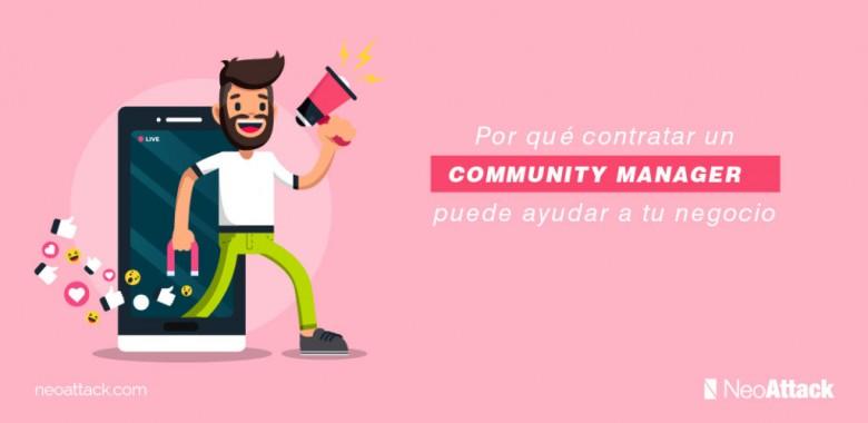 community manager negocio