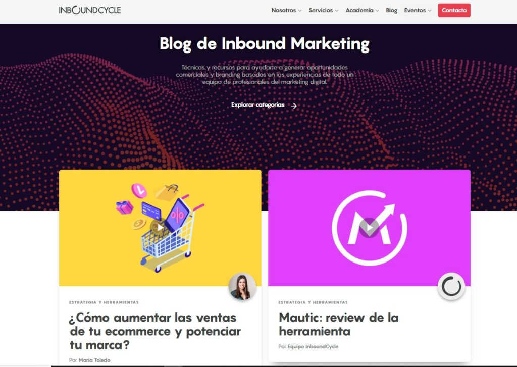 Blog de InboundCycle